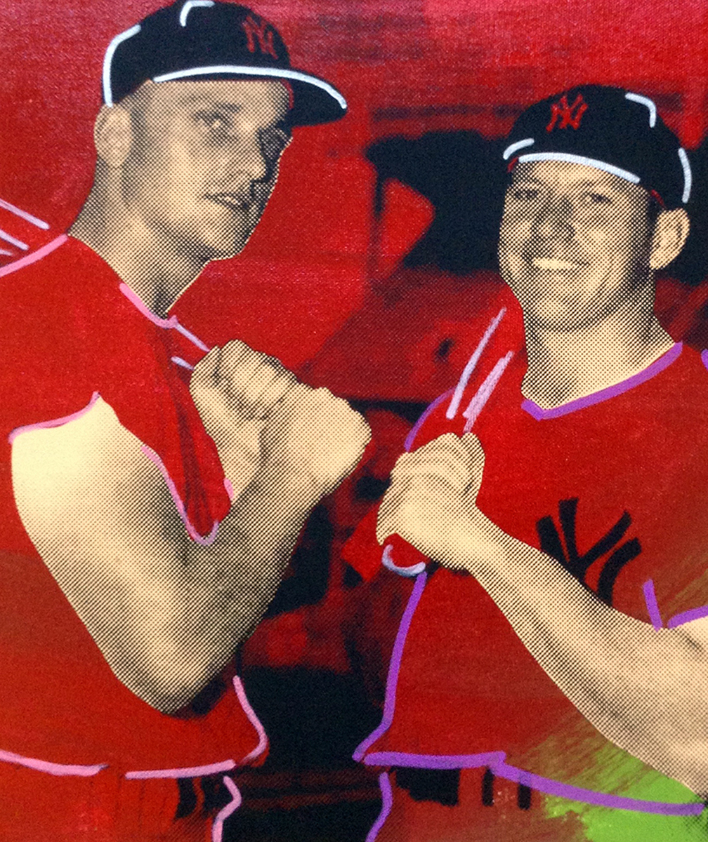 Mickey Mantle And Roger Maris 2007