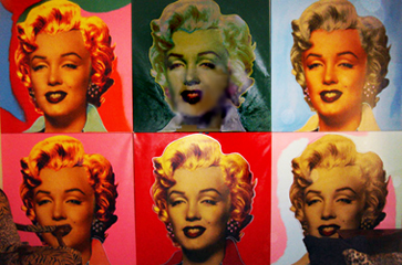 Marilyn Icon Suite of 6 Screenprints (Marilyn Monroe) 2004
