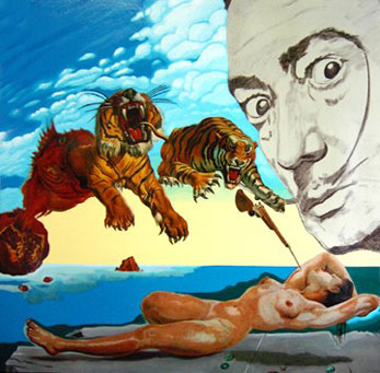 Dali and Tigers