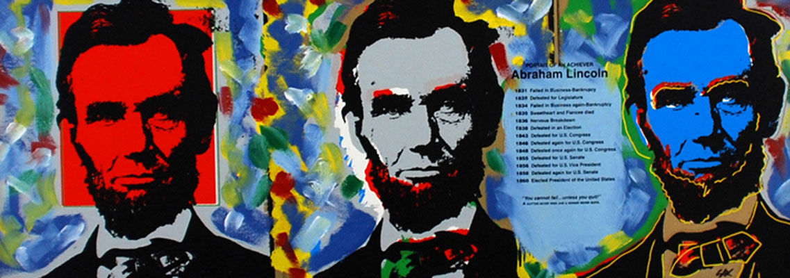 Abe Lincoln AP Embellished