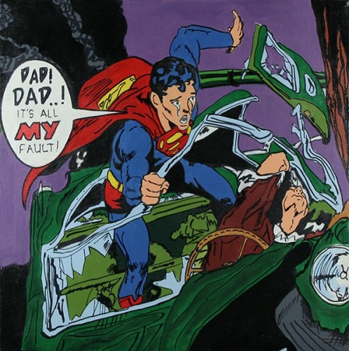 Dad Dad-Superman 1994