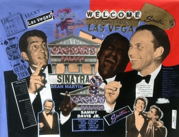 Rat Pack Caesars Palace - Mini