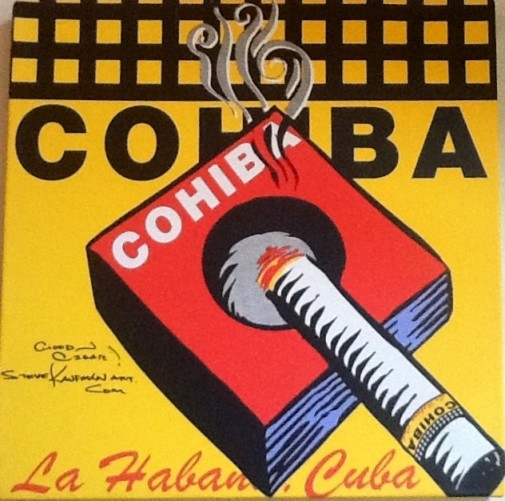Cohiba Pop Series 2007