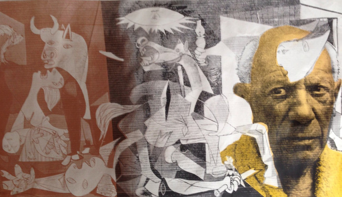 Guernica Picasso Unique 2000