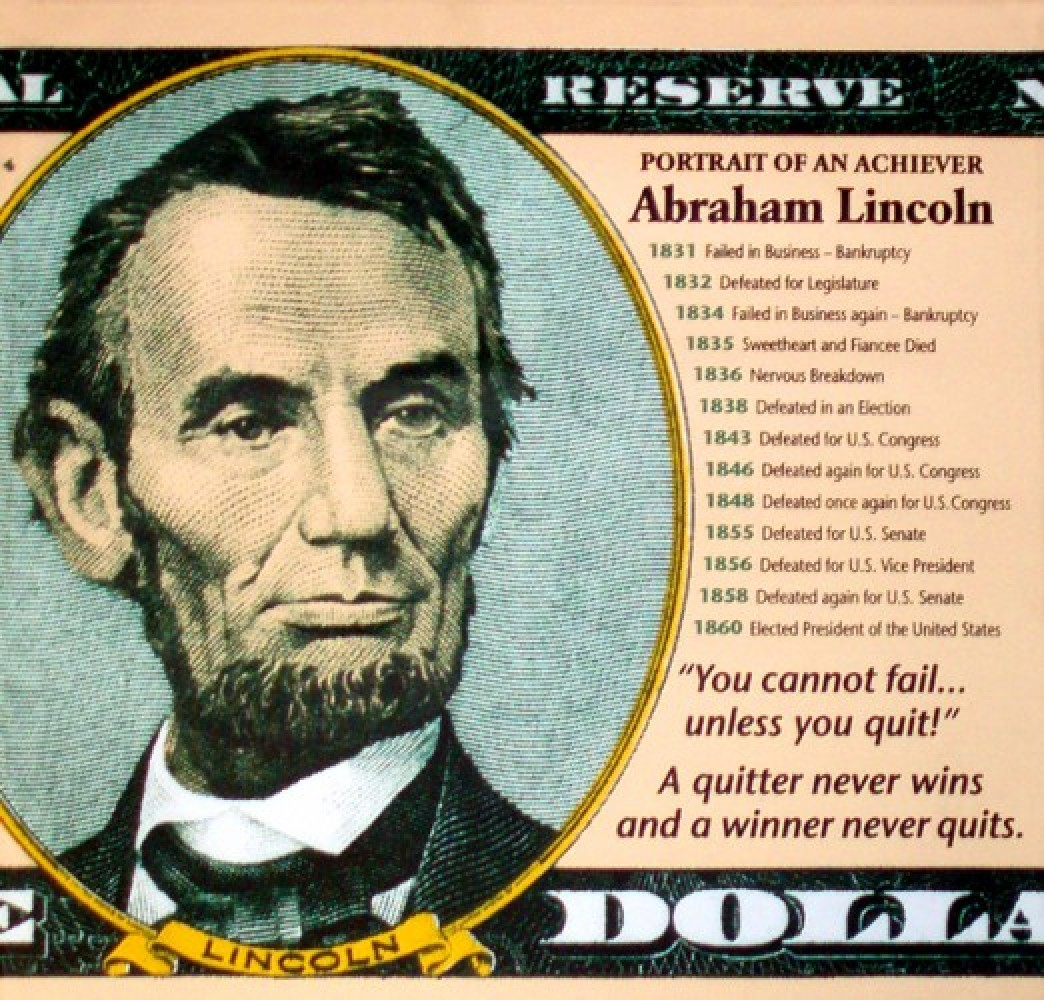 Abe Lincoln 2004