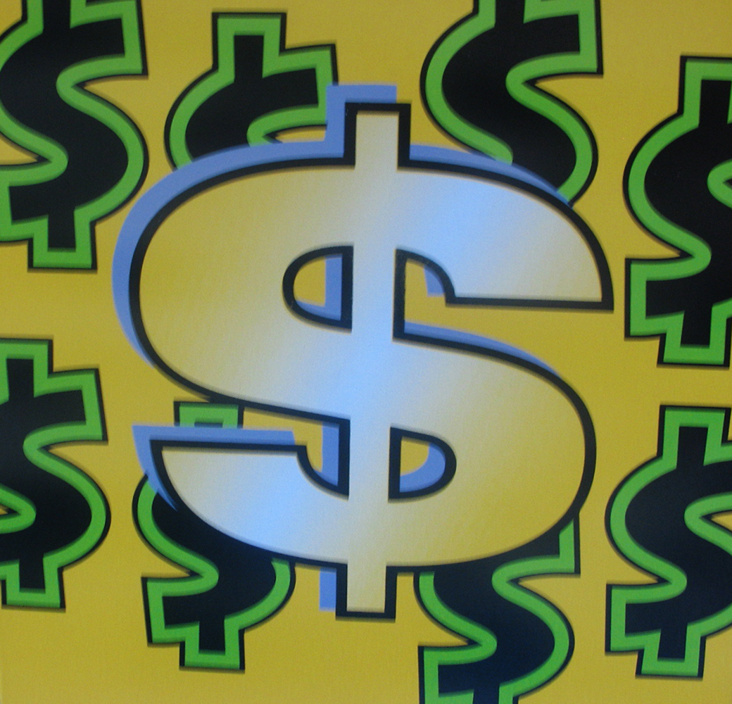 Dollar - US Doller Signs 2005