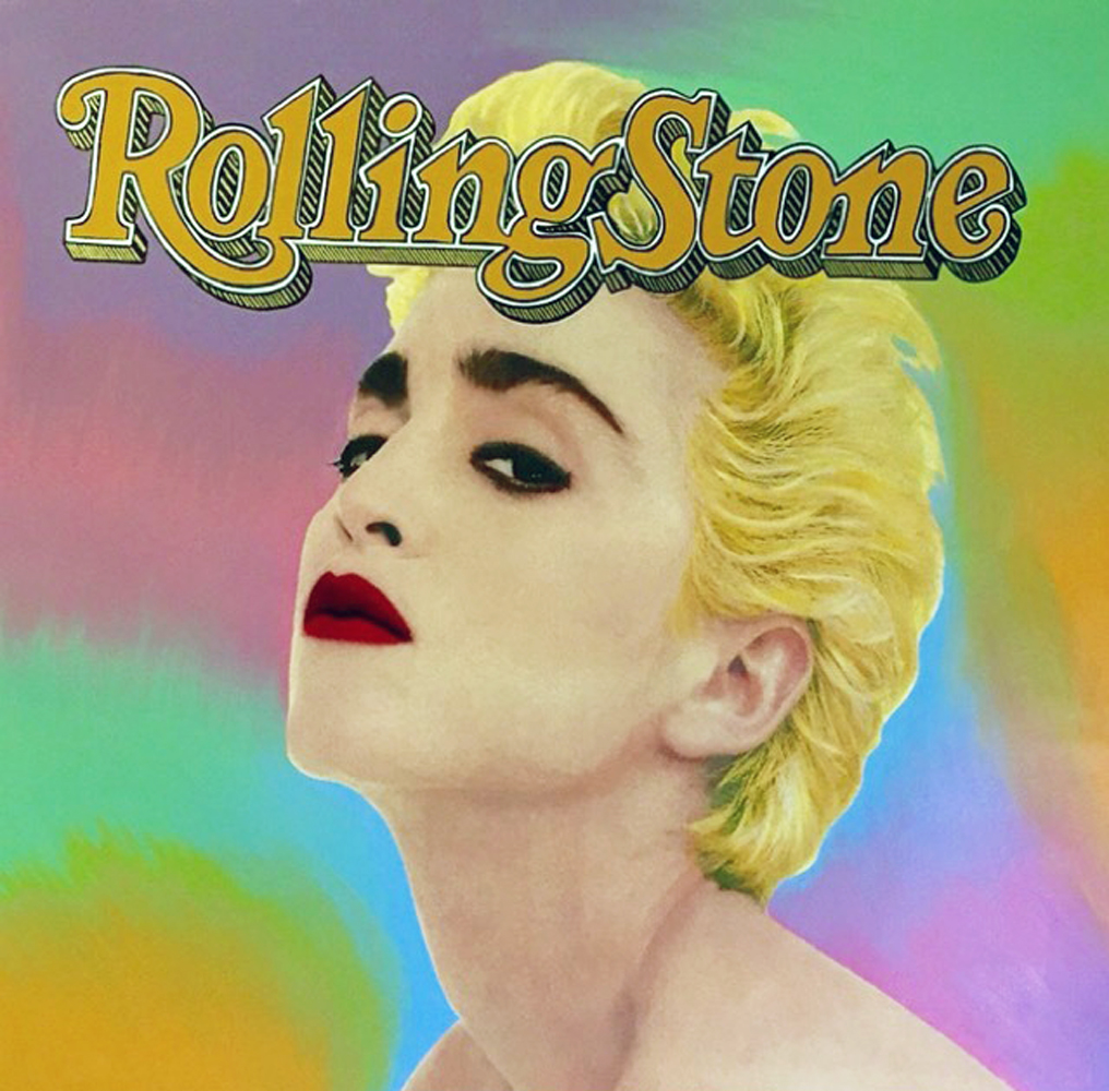 Madonna Rolling Stone Cover  Unique 1995 40x40