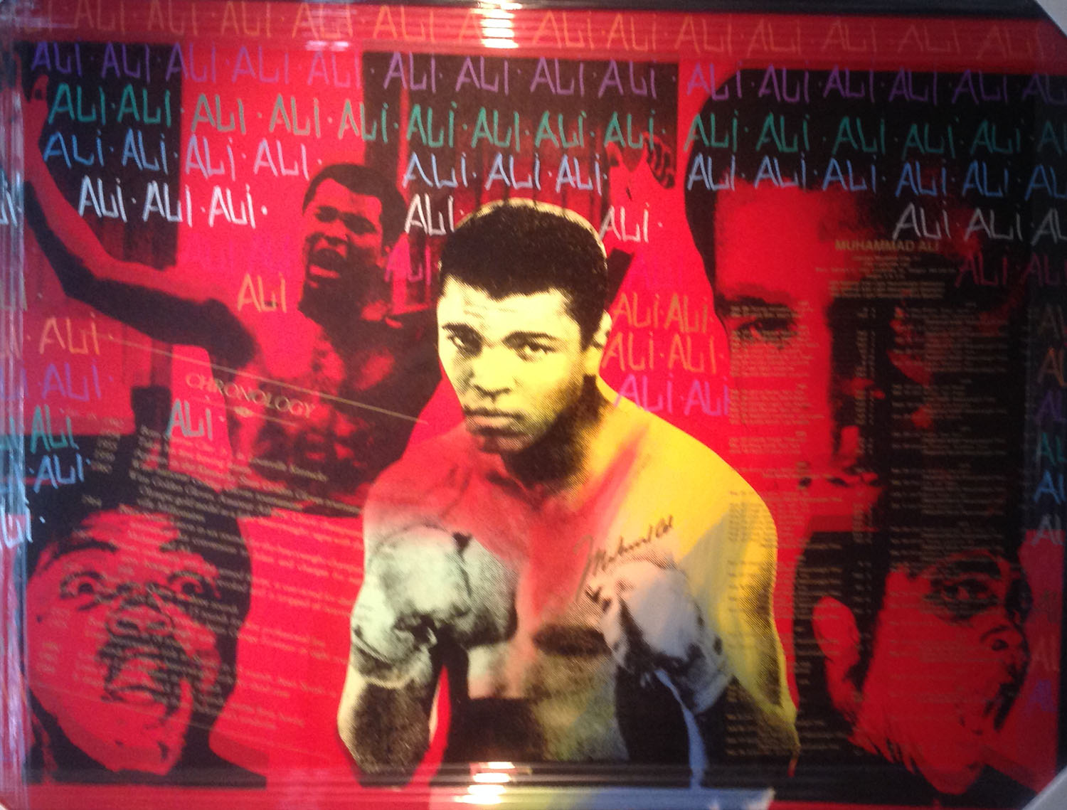 Ali the Greatest 1996 HS Ali
