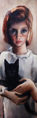 My Only Friend 1960 by Margaret D. H. Keane