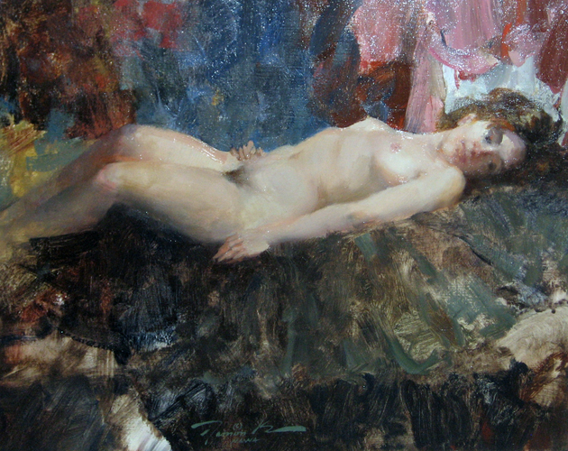 Reclining Nude 1988