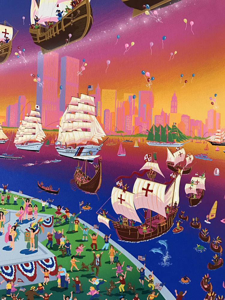 Christopher Columbus 500 Anniversary  1992
