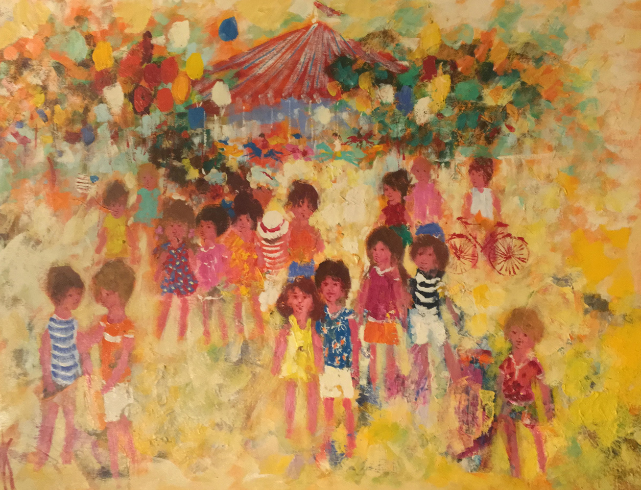 Carnival 1974 36x48 (Early)