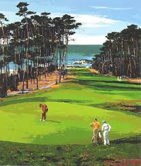 Spyglass Golf Course, California