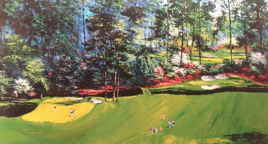 Morning Splendor (Golf) 1990