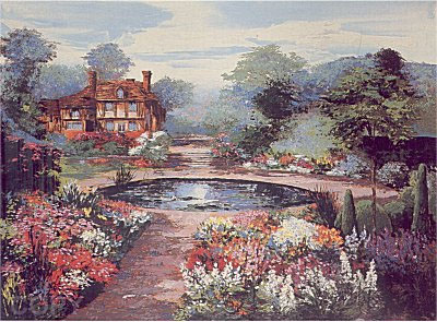 An English Water Garden 1991