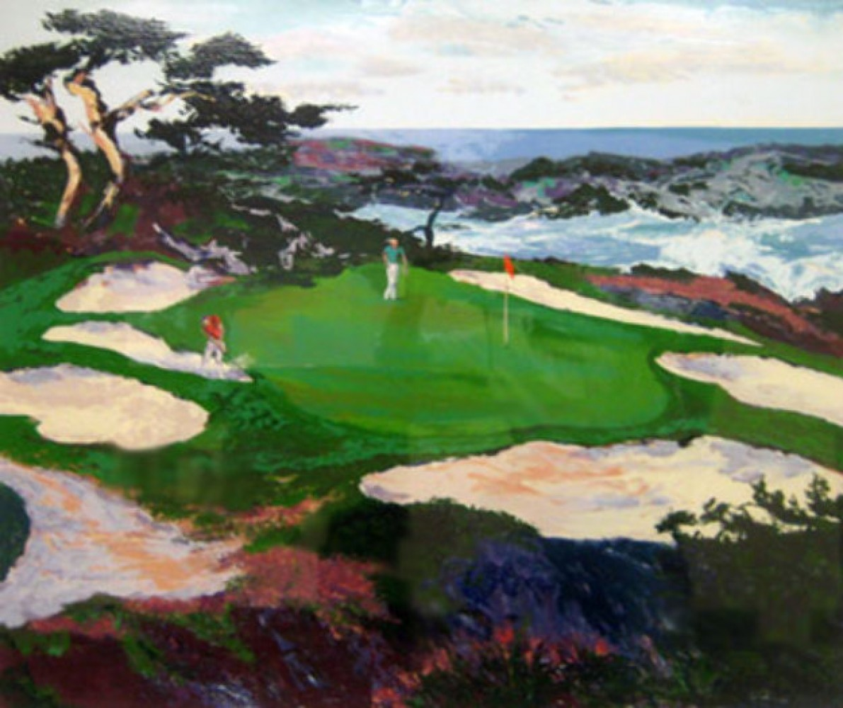 Cypress Point #15 1988