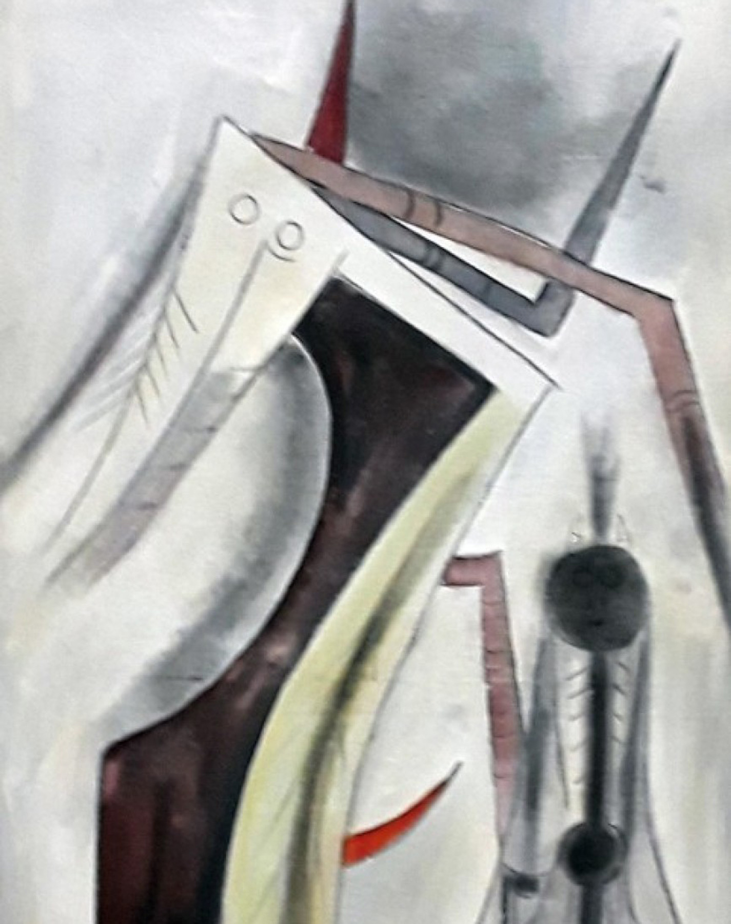 Untitled Painting 1959 45x25