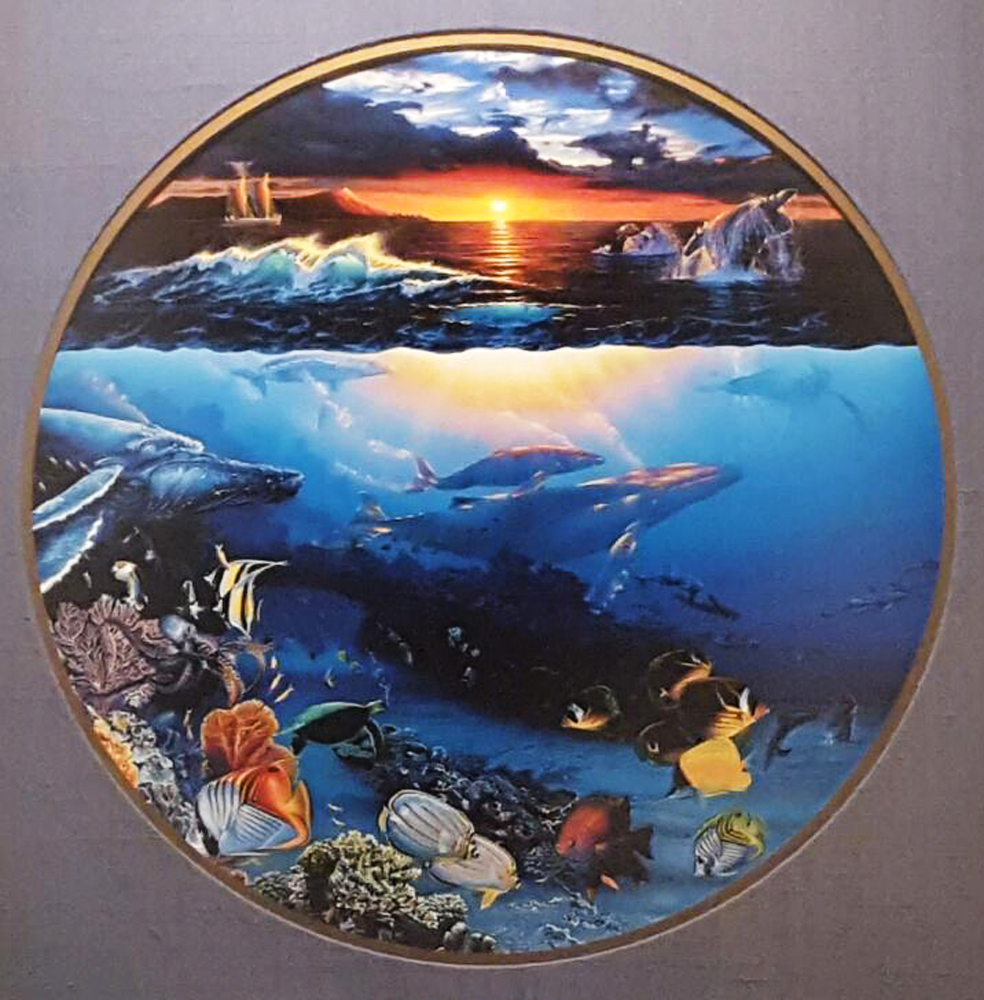 Diamond Head Dawn 1987 w Remarque