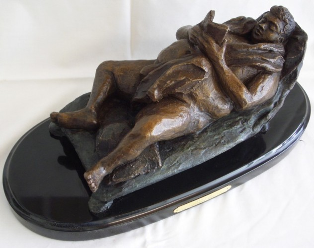 Inner Strength Bronze Sculpture