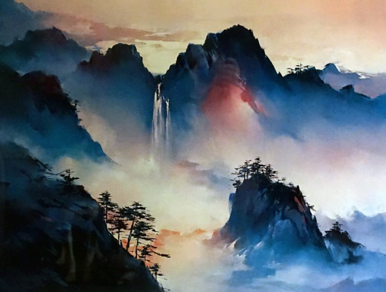 Valley of the Clouds 1991