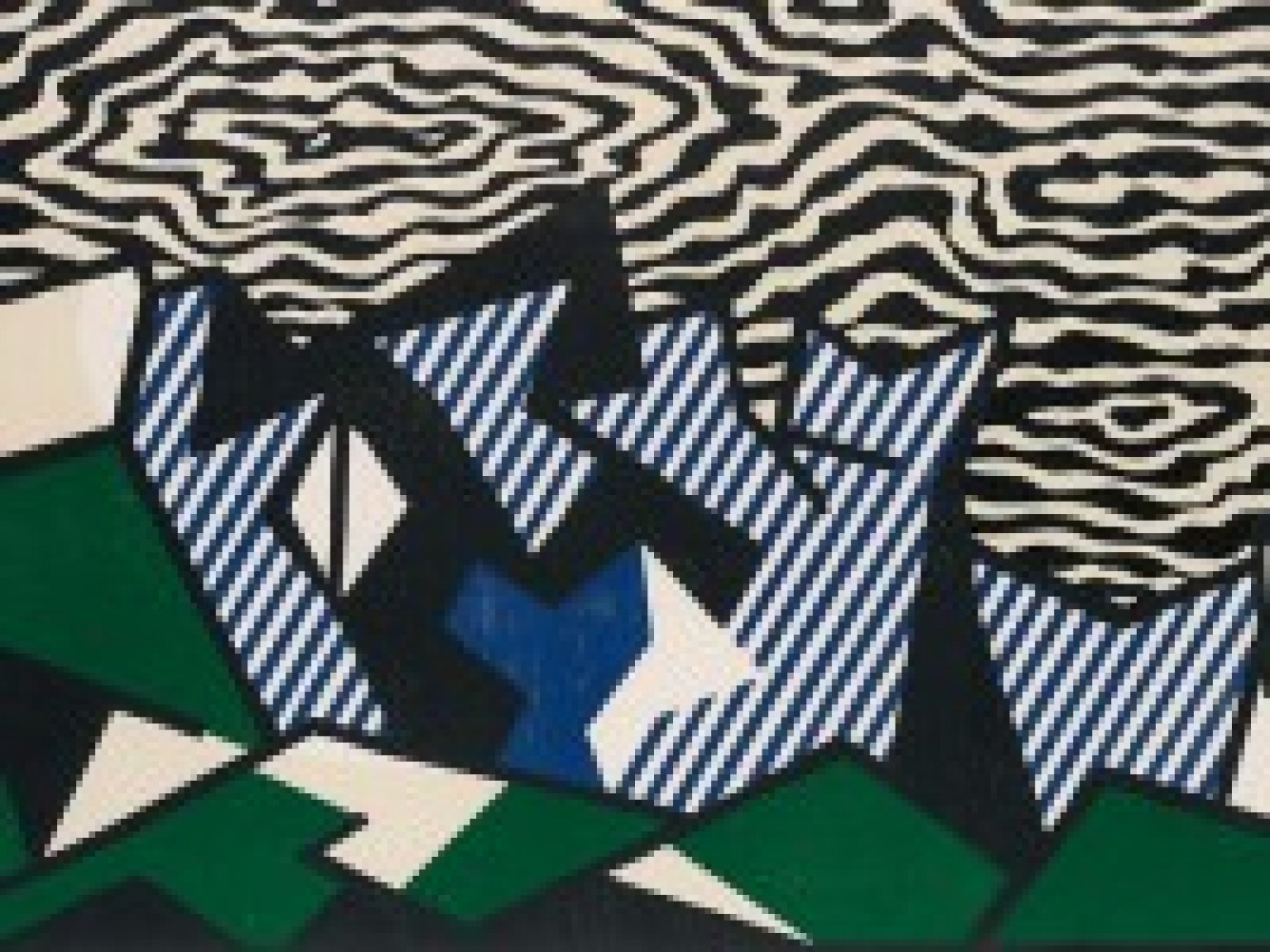 Expressionist Woodcut Series: Morton A. Mort 1980