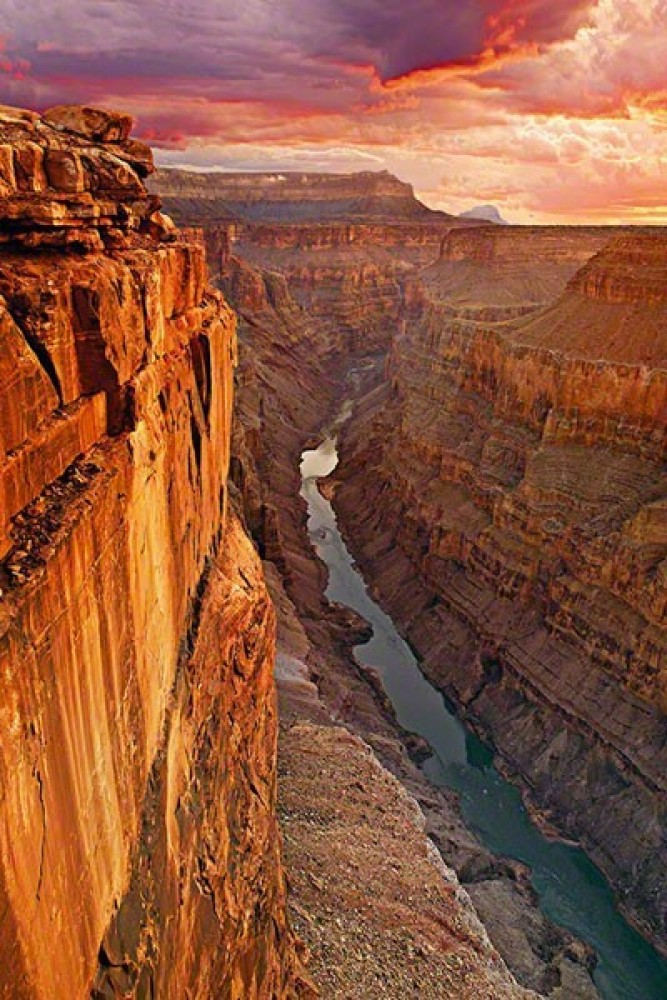 Edge of Time (Grand Canyon Arizona)