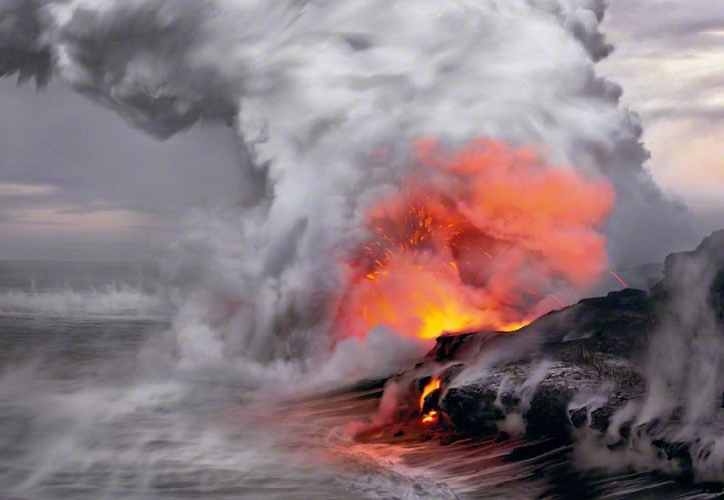 Pele's Whisper (Kilauea, Big Island, Hawaii)