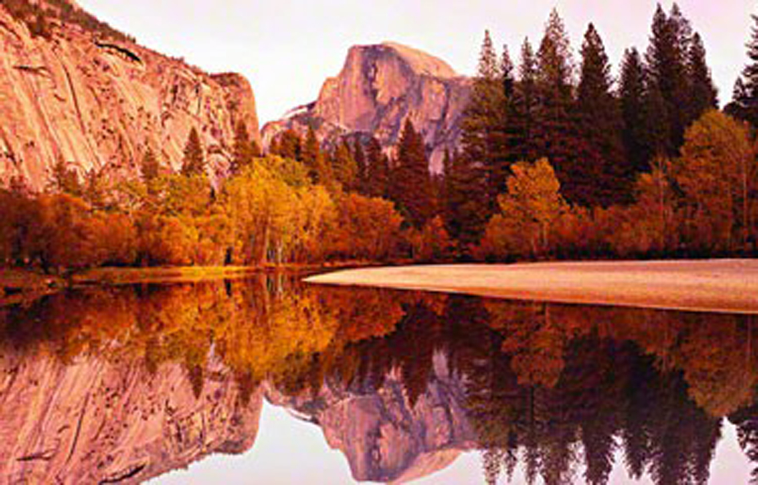 Yosemite Reflections