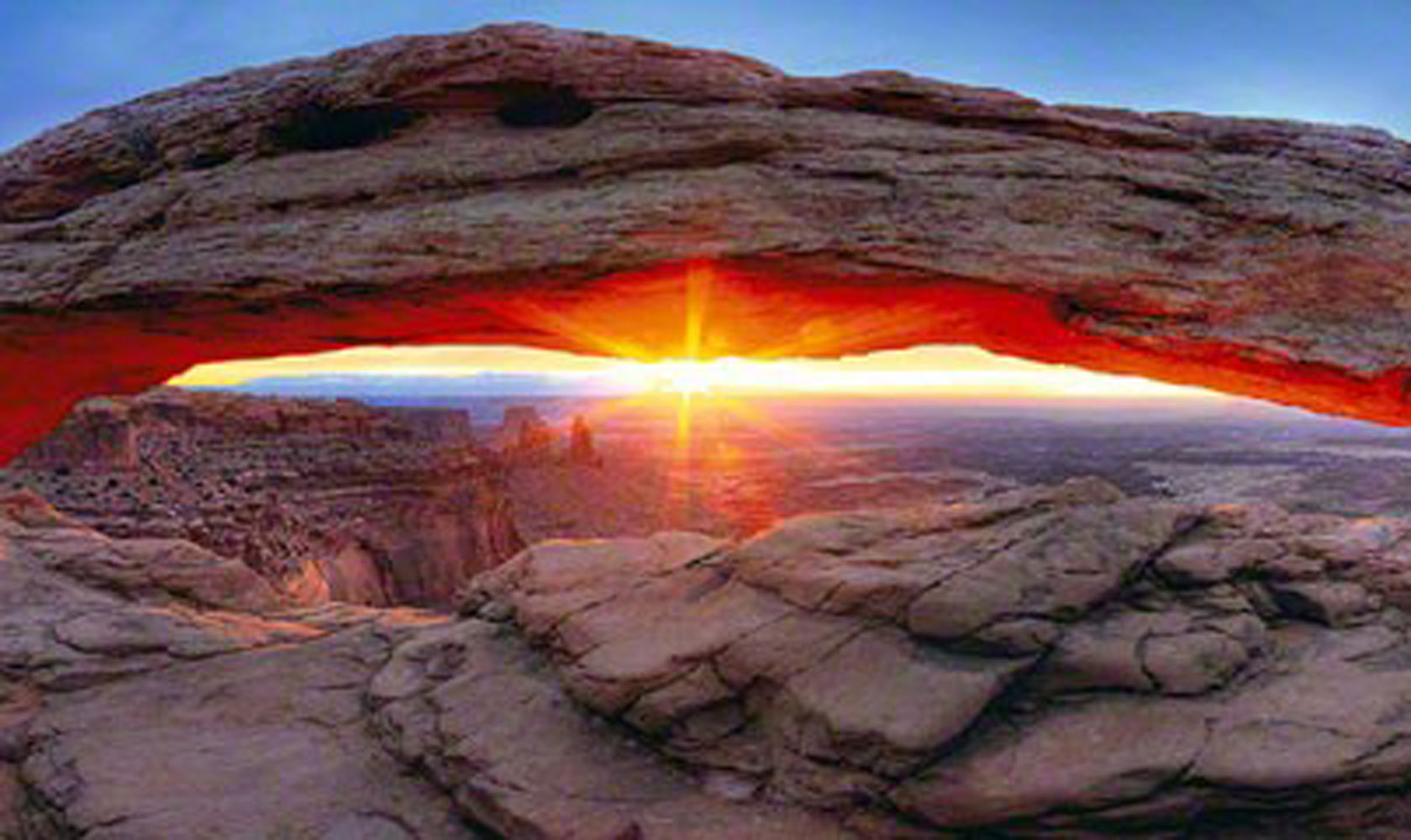Sacred Sunrise  (Canyonlands NP, Utah)