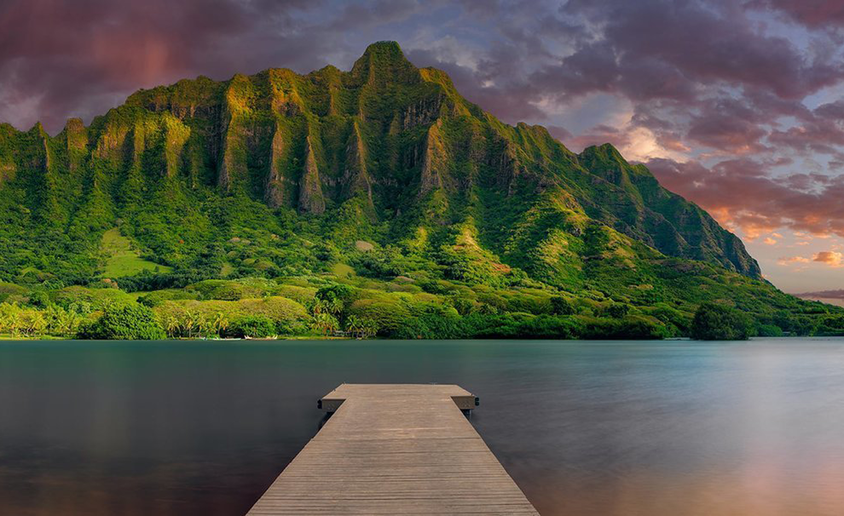 Island Bliss by Peter Lik