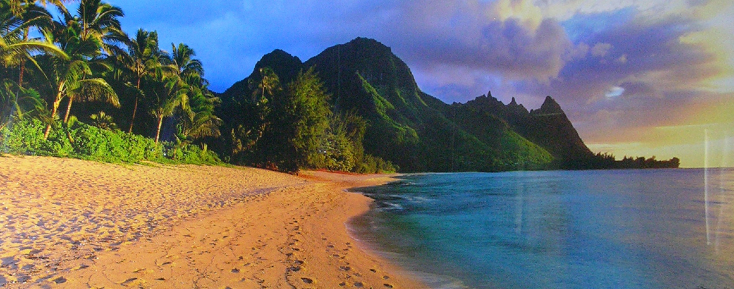 Seventh Heaven  (Na Pali Coast, Kauai, Hawaii) AP
