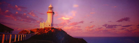 Byron Lighthouse (small edition) (Byron Bay, New South Wales)