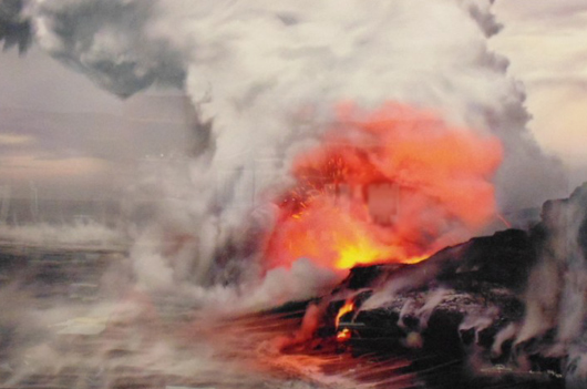 Pele's Whisper (Kilauea, The Big Island Hawaii)