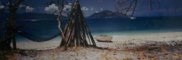 Island Life (Fitzroy Island, Queensland)  (small edition 100)
