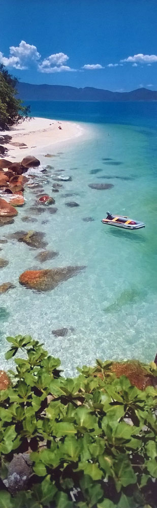 Great Barrier Reef Australia 2000 by Peter Lik