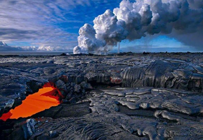 Evolution (Kilauea, The Big Island, Hawaii) by Peter Lik