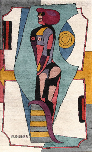 Untitled Tapestry AP 83x50