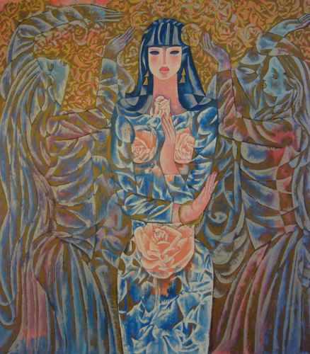 Goddess of the Roses 1988