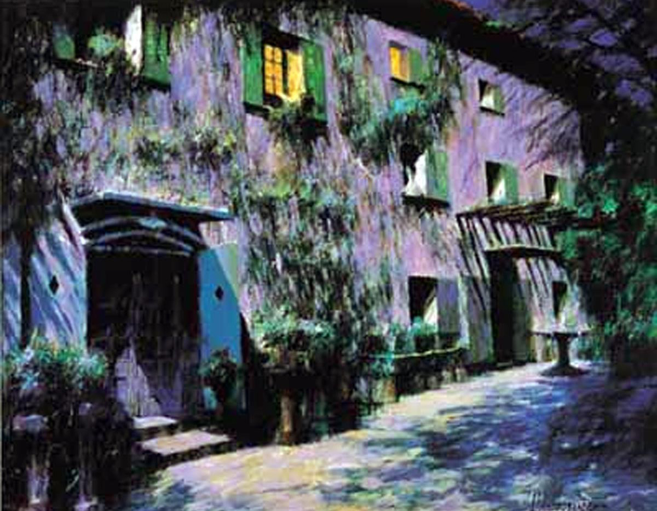 Moonlight Over Provence 1998