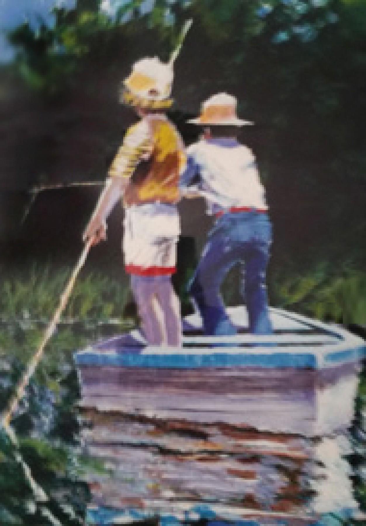 Summer Fishing 1983