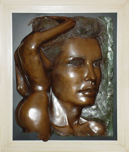 Essence Bonded Bronze Sculpture AP