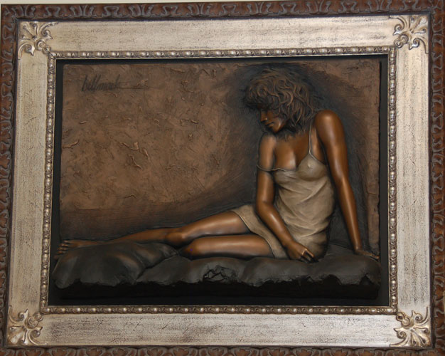 Desiree Bonded Bronze Sculpture