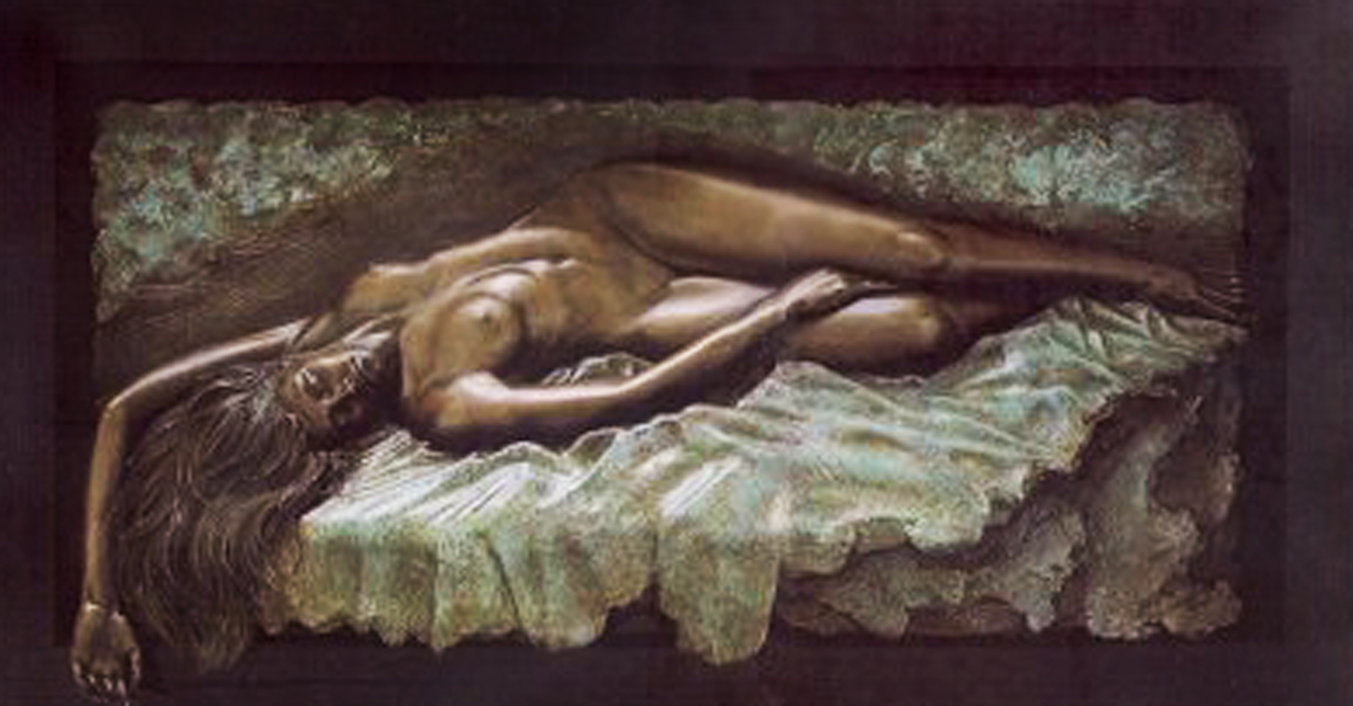 Harmony Bronze Sculpture 1989