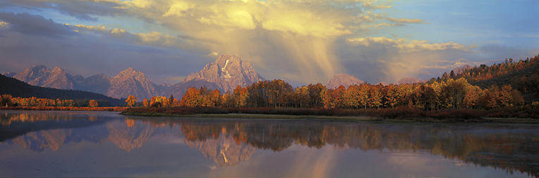 September Showers, Oxbow Bend