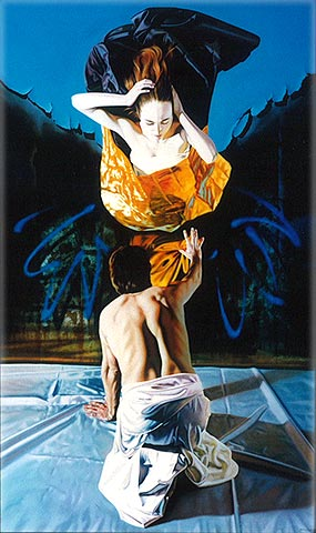 l'Ascension Des Anges 1990 78x47