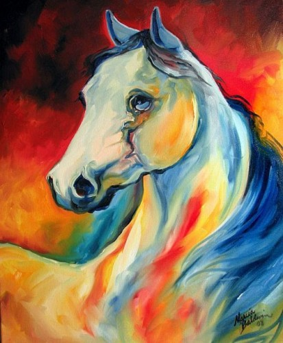 Regal Equine 2008 24x20
