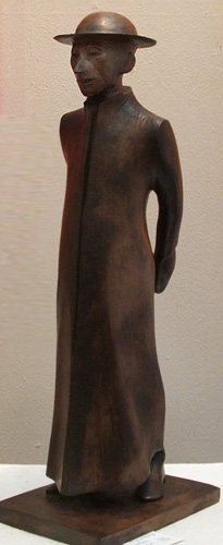 Meditation Bronze Sculpture 2979