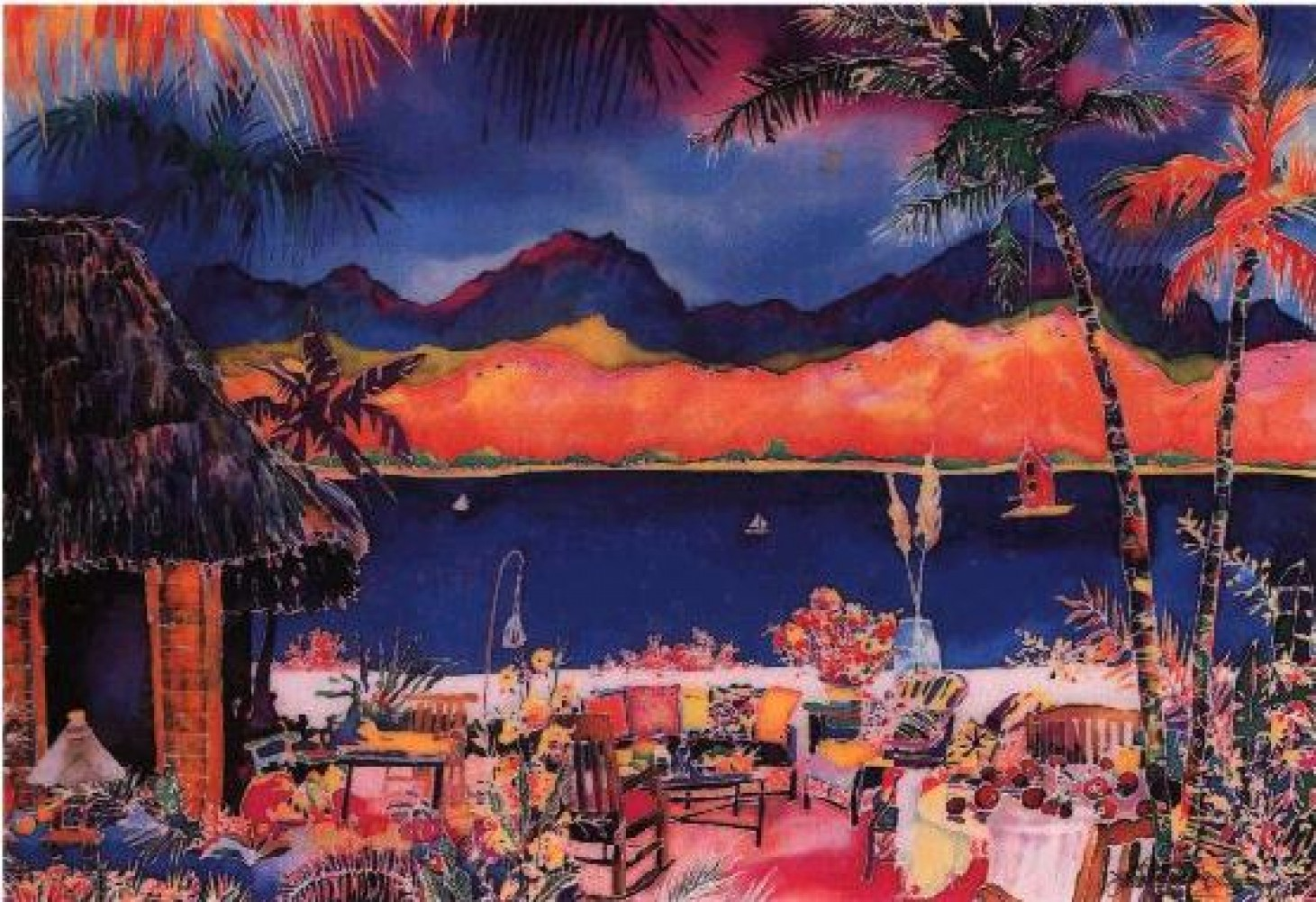 Pomegranate Cove 1997