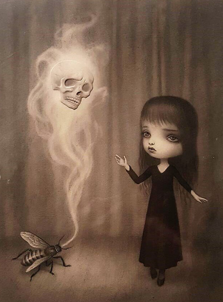 Apis Ectoplasm 2015 by Mark Ryden