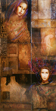 Golden Harmony 2005 59x43